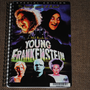 YOUNG FRANKENSTEIN Upcycled / Recycled DVD Movie by lulumagoo