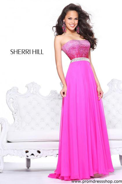 Sherri Hill 21039 at Prom Dress Shop