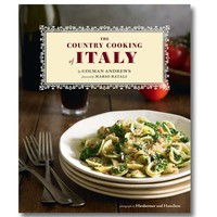 The Country Cooking of Italy Cookbook