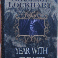 Year With the Yeti book by Gilderoy Lockhart by LittleWooStudio