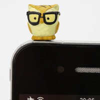 Animal Friend iPhone Charm