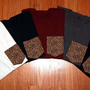 LIMITED RARE SUPREME Cheetah Leopard CORDUROY Pocket T-Shirt TEE 5 panel M LRG