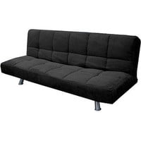 Walmart: your zone mini futon lounger, multiple colors