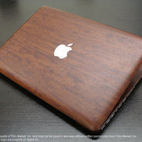 MAC BOOK PRO// PRIMAVERA WOOD FULL BODY WRAP