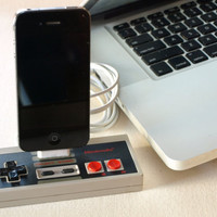 Nintendo Controller Docking Station iPod Touch
