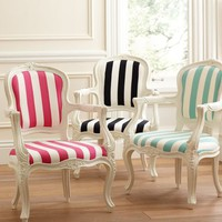 Stripe Ooh La La Armchair