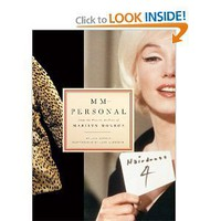 Amazon.com: MM-Personal: From the Private Archive of Marilyn Monroe (9780810995871): Lois Banner, Mark Anderson: Books