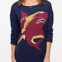 Sparkle & Fade Sea Predator Sweater