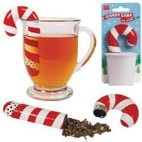 DCI Candy Cane Tea Infuser