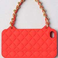 The iPurse iPhone 4 Case in Red