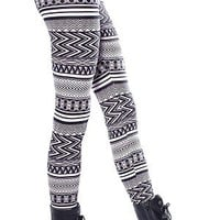 Aztec-dentally Dazed Leggings
