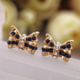 New Betsey Johnson Stud Earrings Gift B474