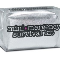 Amazon.com: Ms. & Mrs. Minimergency® Kit for Her Silver: Beauty