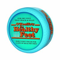 O'Keeffe's Healthy Feet Creme 3.2oz Jar | www.deviazon.com