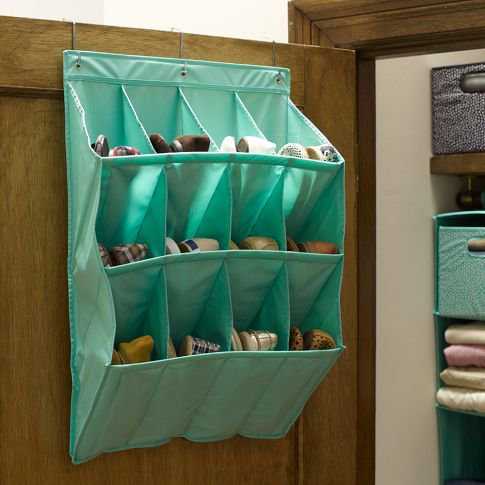 Over The Door Shoe Storage From Pbteen For The Home