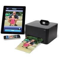 The Wireless Smartphone Photo Printer