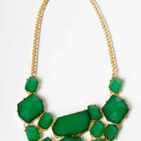 All Hail The Green Necklace | a-thread