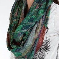 BKE Multi Color Scarf - Women's Accessories | Buckle