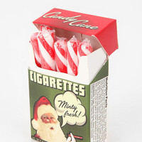 Candy Cane Cigarettes
