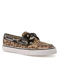 Sperry Top-Sider Women's Biscayne Leopard Boat Shoe
