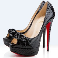 Christian Louboutin Madame Butterfly Pump 150mm