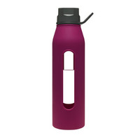 Takeya: Glass Bottle 22oz Purple, at 30% off!