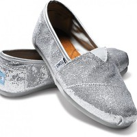 Silver Glitters | TOMS.com