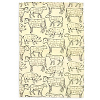 Dishtowel - Prime Cuts