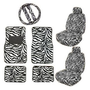 11pc Safari Car Mats Seat Steering Wheel Cover Set : Amazon.com : Automotive