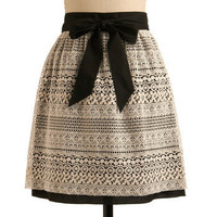 Perched in Your Soul Skirt | Mod Retro Vintage Skirts | ModCloth.com