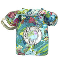 vintage phone by viva designs | notonthehighstreet.com