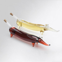 Weiner Dog Oil & Vinegar Set  | Fab.com