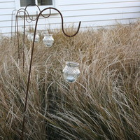 Pale and Interesting - Metal Stakes for Hanging Lanterns