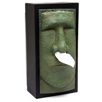 ThinkGeek :: Tiki Tissue Box