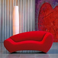 DIVA sofa: lean back like a diva... - deco and design (En)