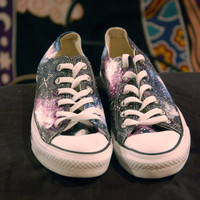 CHRISTMAS SHIPPING- Converse Galaxy Shoes Sneakers