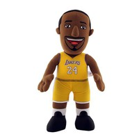 NBA Los Angeles Lakers Kobe Bryant 14-Inch Plush Doll