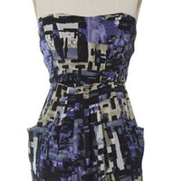 Trendy and Cute dresses - Andree by Unit - Fantasy Print Dress - chloelovescharlie.com | $43.00