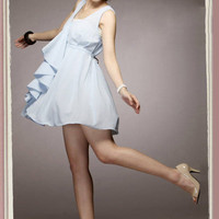 Sleeveless Beautiful Chiffon Dresss for ladies : Wholesaleclothing4u.com