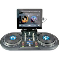 Numark iDJ Live DJ software controller for iPad, iPhone or iPod