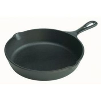 Kitchen|Cookware|Cast Iron Cookware|Lodge Cast Iron Skillets - Lehmans.com