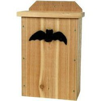 Outdoors|Pest Control|Cedar Bat House - Lehmans.com