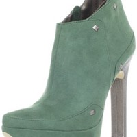 Michael Antonio Women's Manila Pump,Bottle Green,10 M US