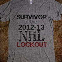 Lockout Survivor - Kryptonite
