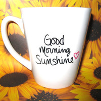 Good Morning Sunshine ((Hand Drawn Design))