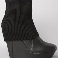 The Carla Boot in Black : Messeca : Karmaloop.com - Global Concrete Culture