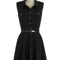 Shirt-dressed for Success | Mod Retro Vintage Dresses | ModCloth.com