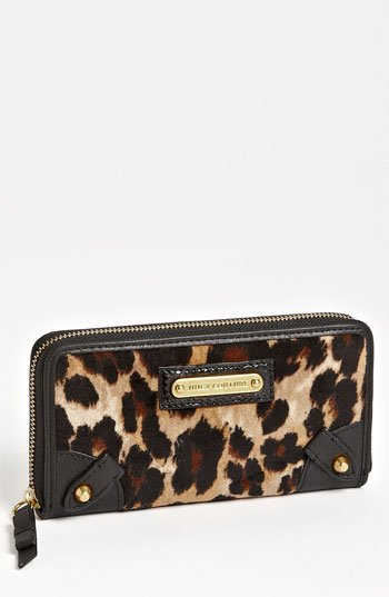Juicy Couture 'Wild Things' Zip Wallet | Nordstrom