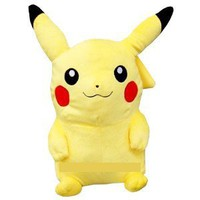 Pokemon Backpack Plush Pikachu Doll Backpack