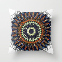 :: Escutcheon :: Throw Pillow by GaleStorm Artworks | Society6